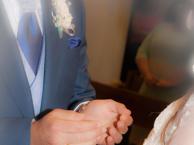 La boda de Antonio y Andrea en Guadalajara, Guadalajara 6