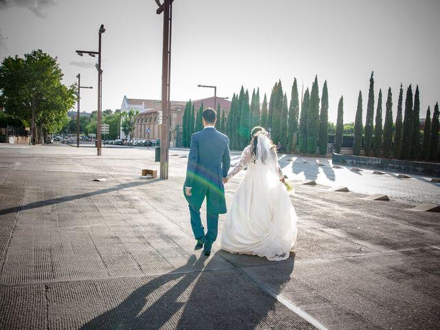 La boda de Antonio y Andrea en Guadalajara, Guadalajara 10