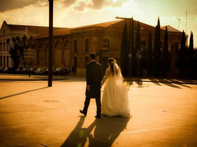 La boda de Antonio y Andrea en Guadalajara, Guadalajara 11
