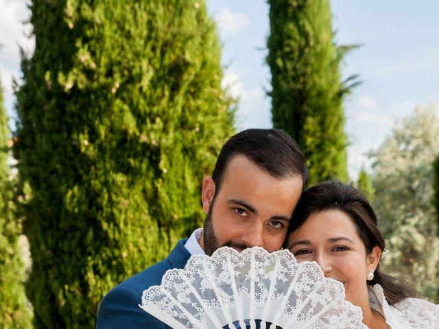 La boda de Antonio y Andrea en Guadalajara, Guadalajara 12