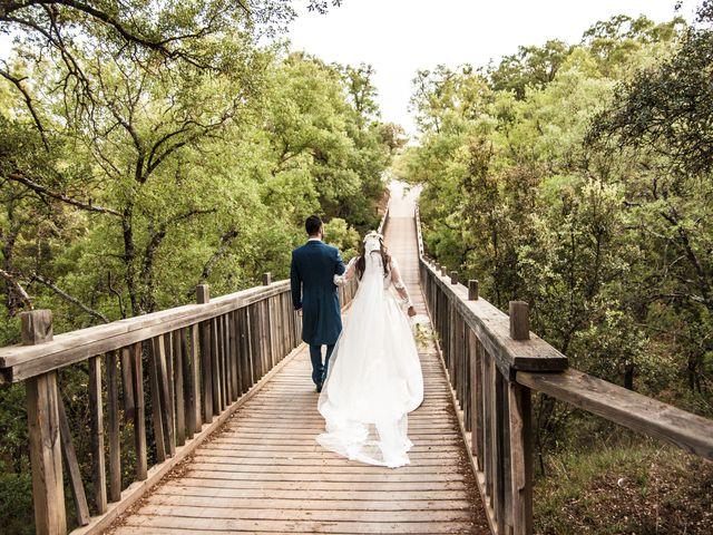 La boda de Antonio y Andrea en Guadalajara, Guadalajara 13
