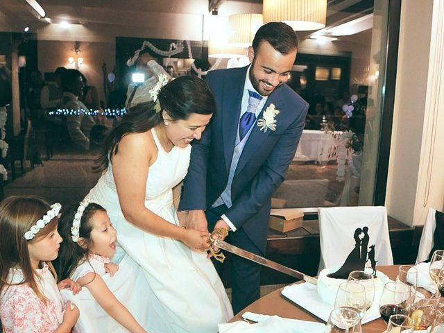La boda de Antonio y Andrea en Guadalajara, Guadalajara 25