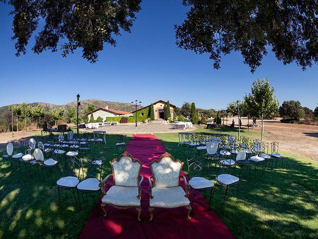 La boda de Jose y Gema en Collado Villalba, Madrid 2