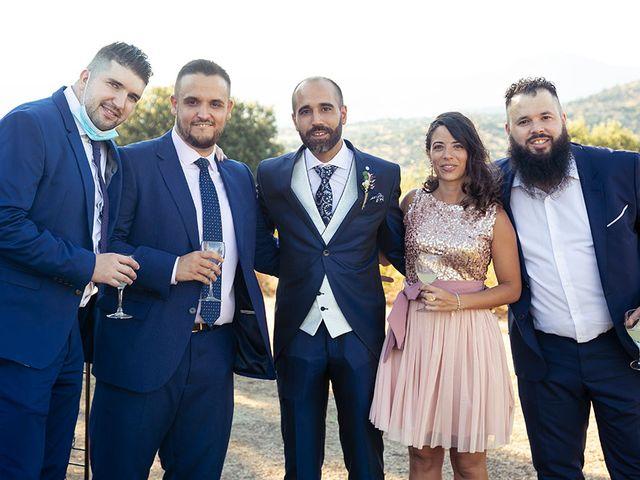 La boda de Jose y Gema en Collado Villalba, Madrid 7