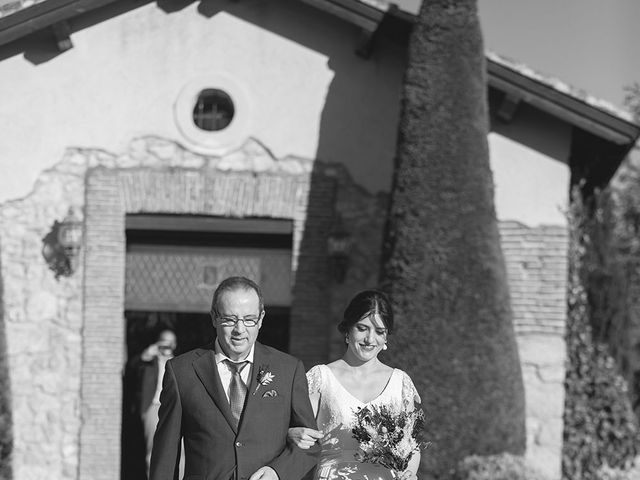 La boda de Jose y Gema en Collado Villalba, Madrid 19