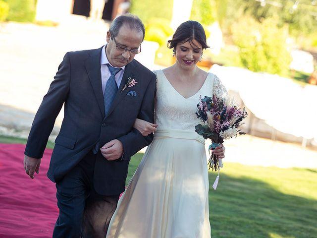 La boda de Jose y Gema en Collado Villalba, Madrid 21