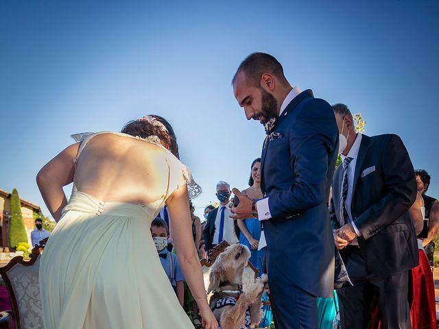 La boda de Jose y Gema en Collado Villalba, Madrid 28