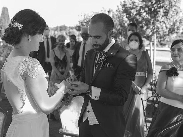 La boda de Jose y Gema en Collado Villalba, Madrid 30