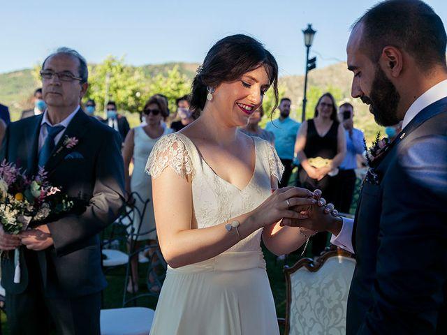 La boda de Jose y Gema en Collado Villalba, Madrid 31