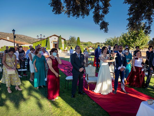 La boda de Jose y Gema en Collado Villalba, Madrid 32