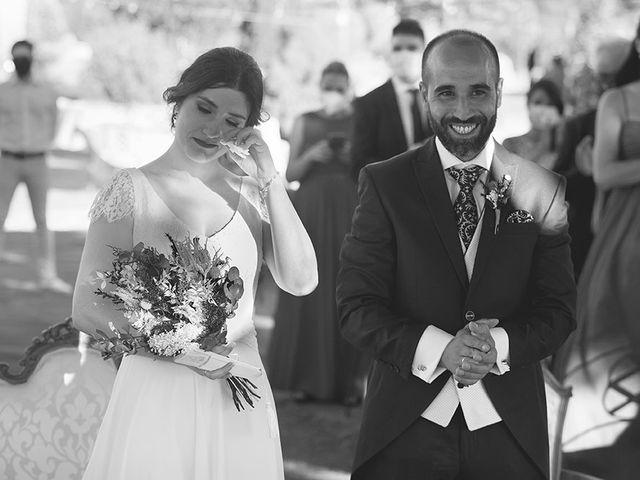 La boda de Jose y Gema en Collado Villalba, Madrid 39