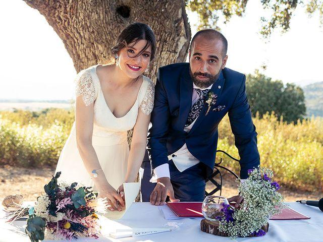 La boda de Jose y Gema en Collado Villalba, Madrid 41