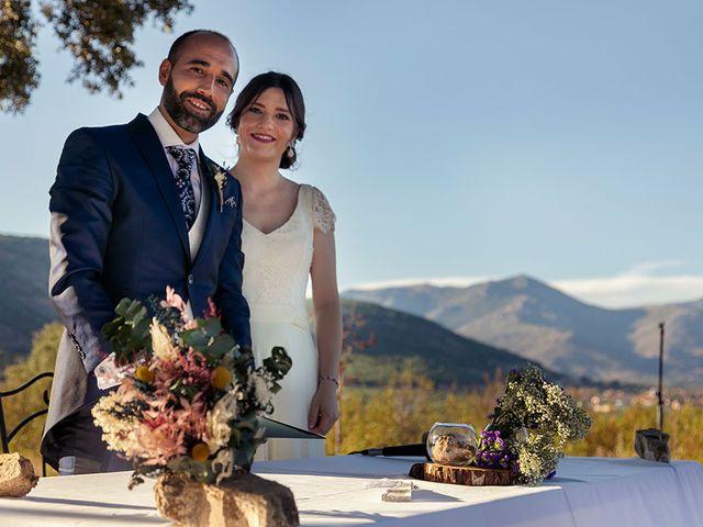 La boda de Jose y Gema en Collado Villalba, Madrid 42