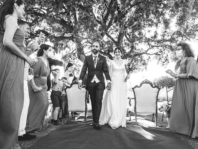 La boda de Jose y Gema en Collado Villalba, Madrid 44