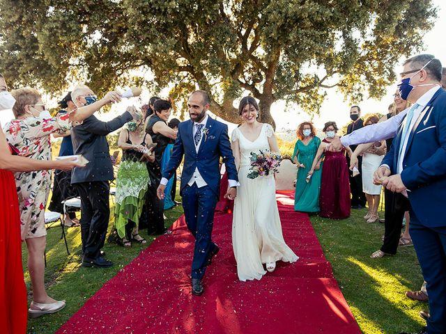 La boda de Jose y Gema en Collado Villalba, Madrid 45