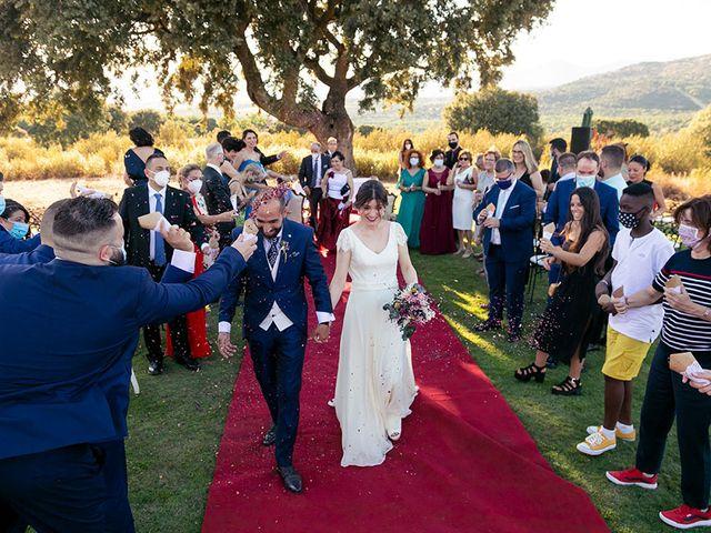 La boda de Jose y Gema en Collado Villalba, Madrid 46