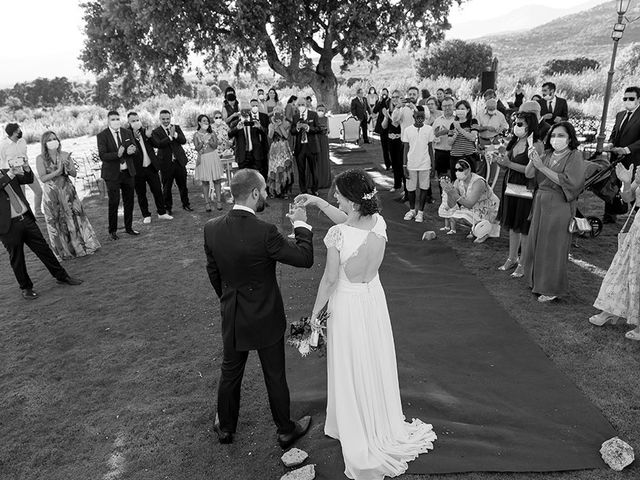 La boda de Jose y Gema en Collado Villalba, Madrid 47