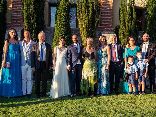 La boda de Jose y Gema en Collado Villalba, Madrid 53