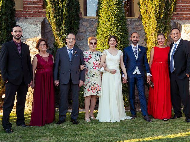La boda de Jose y Gema en Collado Villalba, Madrid 54