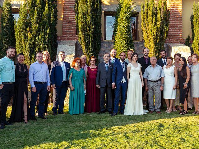 La boda de Jose y Gema en Collado Villalba, Madrid 55