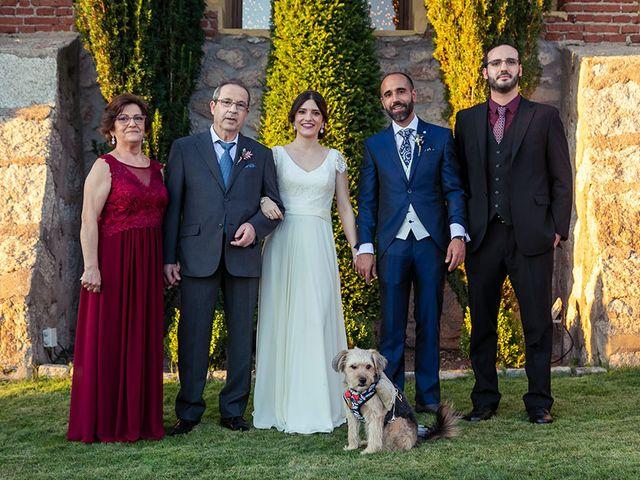 La boda de Jose y Gema en Collado Villalba, Madrid 56