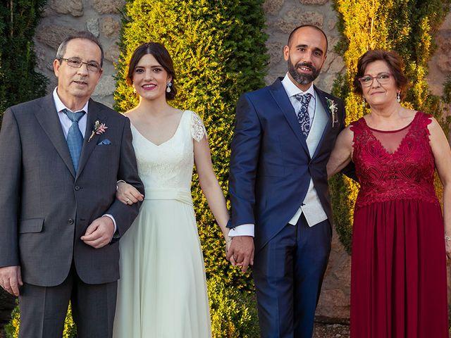 La boda de Jose y Gema en Collado Villalba, Madrid 57