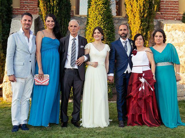 La boda de Jose y Gema en Collado Villalba, Madrid 58