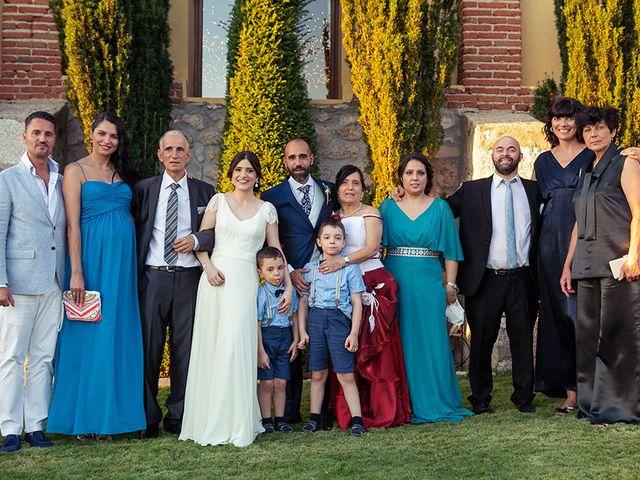 La boda de Jose y Gema en Collado Villalba, Madrid 59
