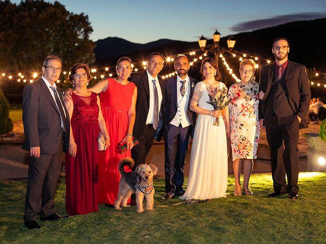 La boda de Jose y Gema en Collado Villalba, Madrid 60