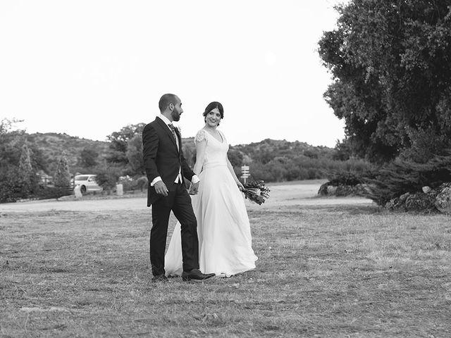 La boda de Jose y Gema en Collado Villalba, Madrid 69