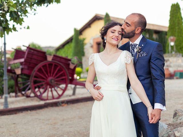 La boda de Jose y Gema en Collado Villalba, Madrid 74