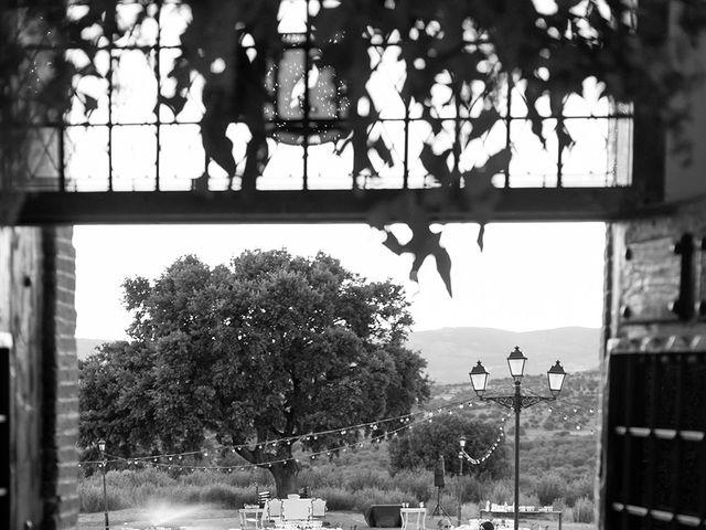 La boda de Jose y Gema en Collado Villalba, Madrid 75