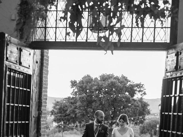 La boda de Jose y Gema en Collado Villalba, Madrid 1