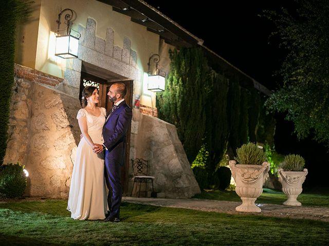 La boda de Jose y Gema en Collado Villalba, Madrid 76