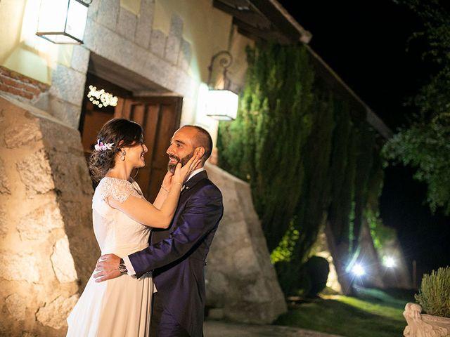 La boda de Jose y Gema en Collado Villalba, Madrid 78