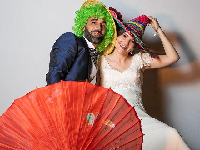 La boda de Jose y Gema en Collado Villalba, Madrid 99