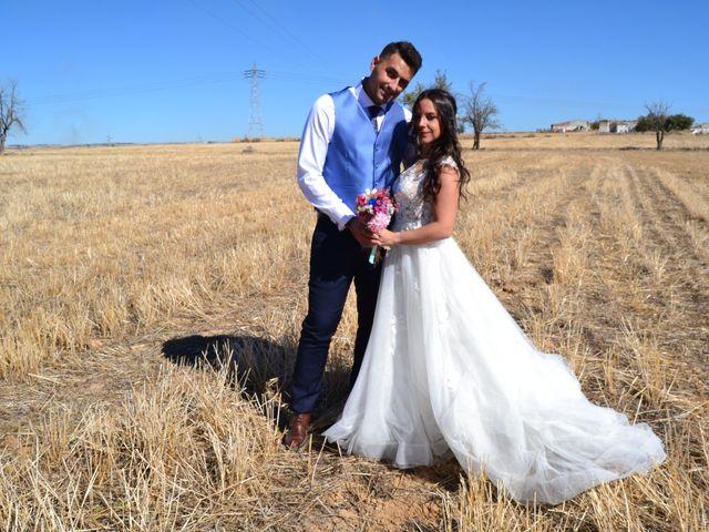 La boda de Patri y Edu