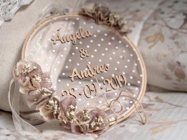 La boda de Angela y Andres en Valencia, Valencia 10