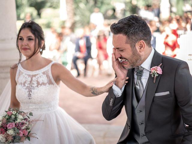 La boda de Angela y Andres en Valencia, Valencia 23