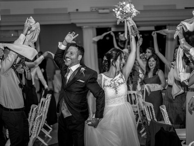 La boda de Angela y Andres en Valencia, Valencia 35