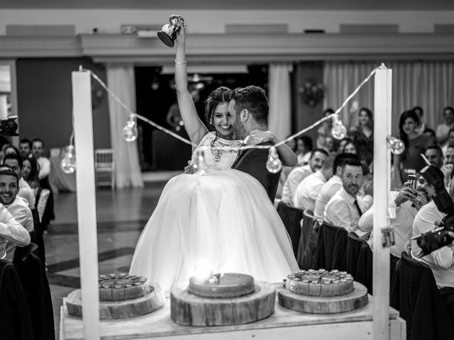 La boda de Angela y Andres en Valencia, Valencia 38