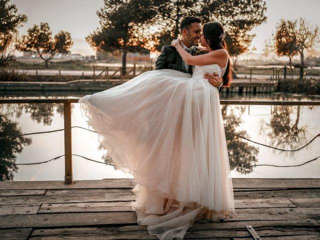 La boda de Angela y Andres en Valencia, Valencia 43