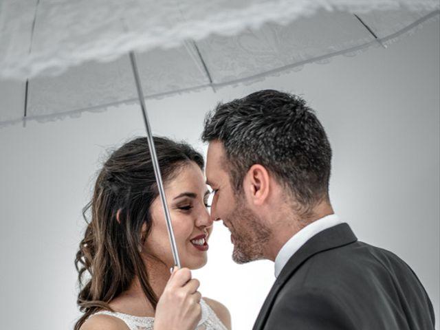 La boda de Angela y Andres en Valencia, Valencia 45