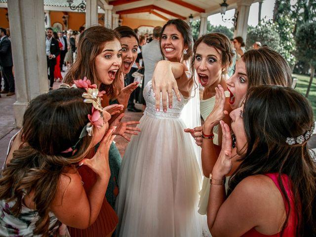 La boda de Angela y Andres en Valencia, Valencia 49