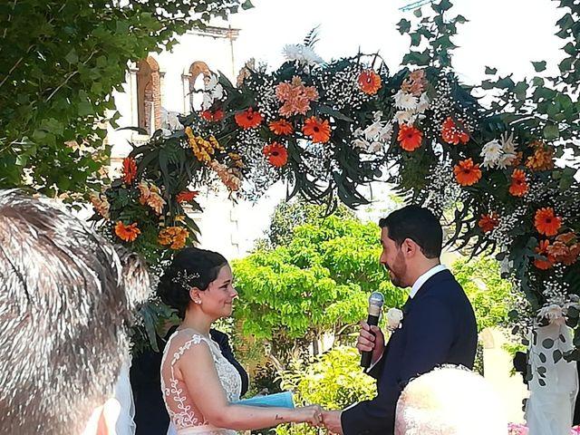 La boda de Aitor y Aida en Premia De Dalt, Barcelona 3