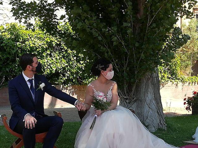 La boda de Aida y Aitor