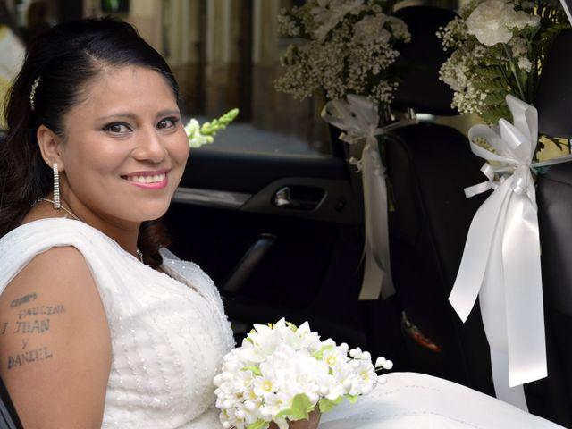 La boda de Javier y Paulina en Oviedo, Asturias 4