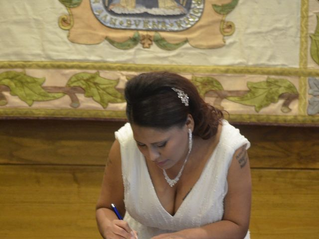 La boda de Javier y Paulina en Oviedo, Asturias 7