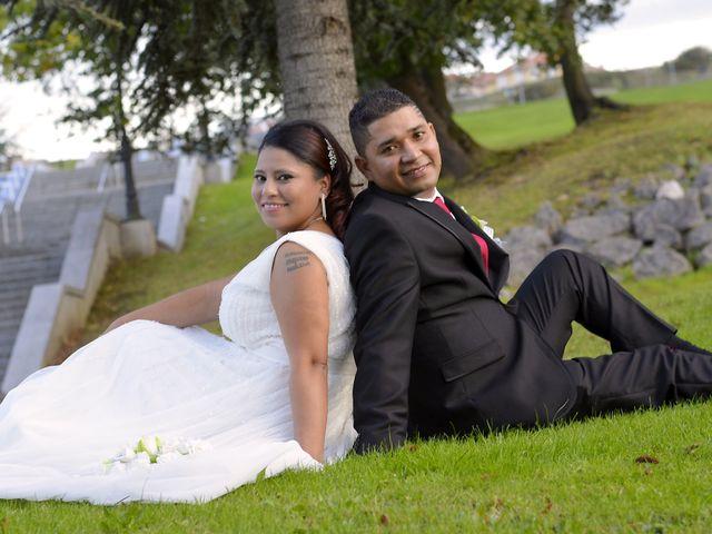La boda de Javier y Paulina en Oviedo, Asturias 13