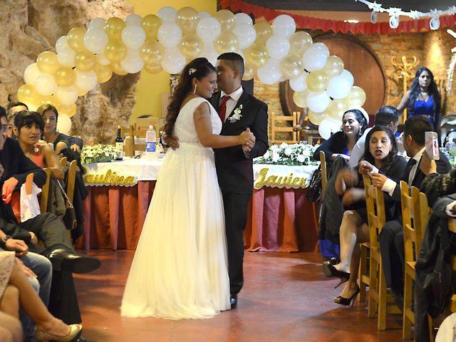 La boda de Javier y Paulina en Oviedo, Asturias 21